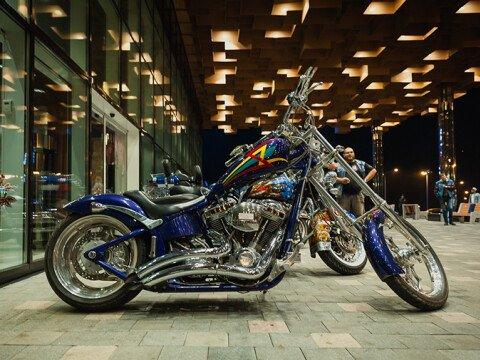 08.06.2018 — Harley-Davidson Party